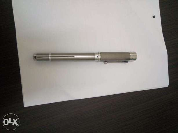 Awesome Silver Chrome pen