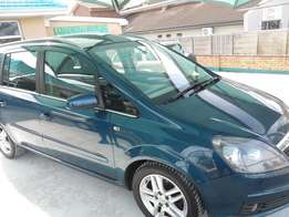 Opel Zafira 1.8 Panoramic Roof 7Seater