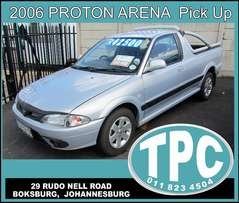 2006 PROTON ARENA Pick Up - Runner - For sale