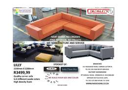 Lounge suites at factory prices