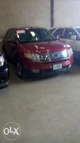 Extremely clean registered 2008 ford edge Lagos Mainland - image 5