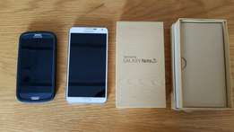Samsung Note 3 and S3 Combo Deal R3700