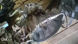 Toyota Camry gearbox