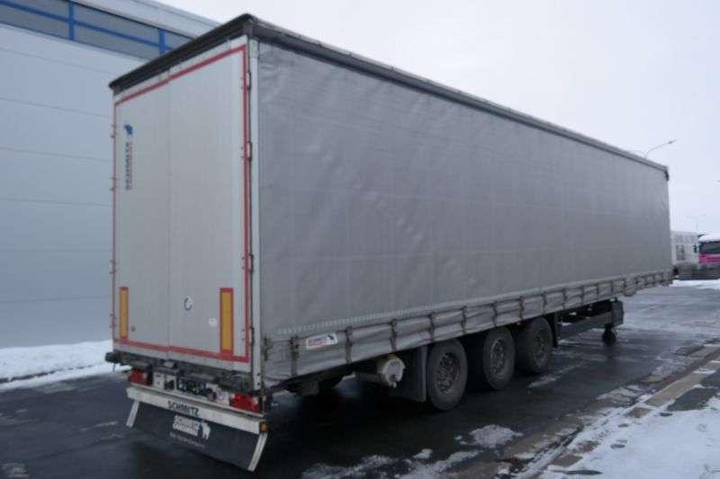 Schmitz Cargobull Scs 24/l Low Deck - 2012