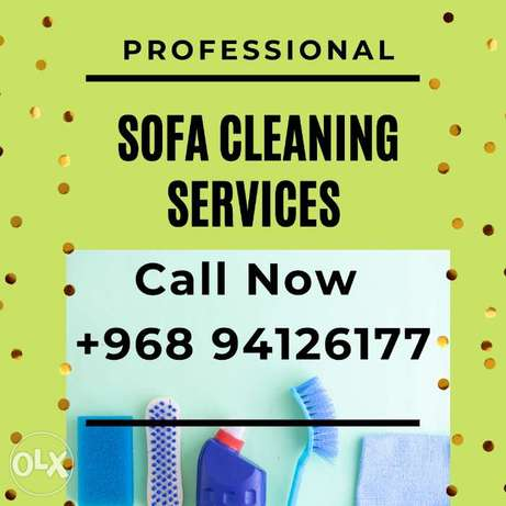 Call us for Sofa Cleaning
