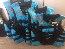 Life Jackets, Ski Tube and Tow Rope, R3500.00
