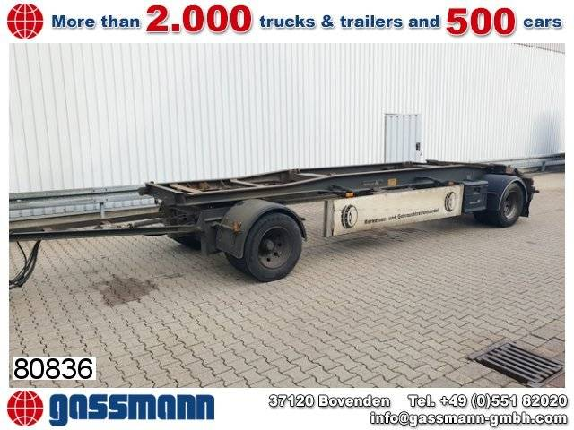Hüffermann Hsa 18.70 Schlittenabroller - 2000