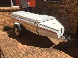 7 foot venter trailer for sale
