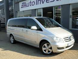 2013 MERCEDES Viano 3.0 Cdi Blue Efficiency Ambiente