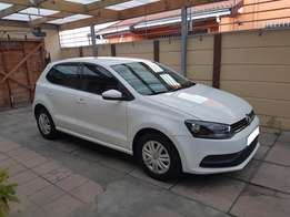 Flawless 2014 Volkswagen Polo 1.2TSI like new