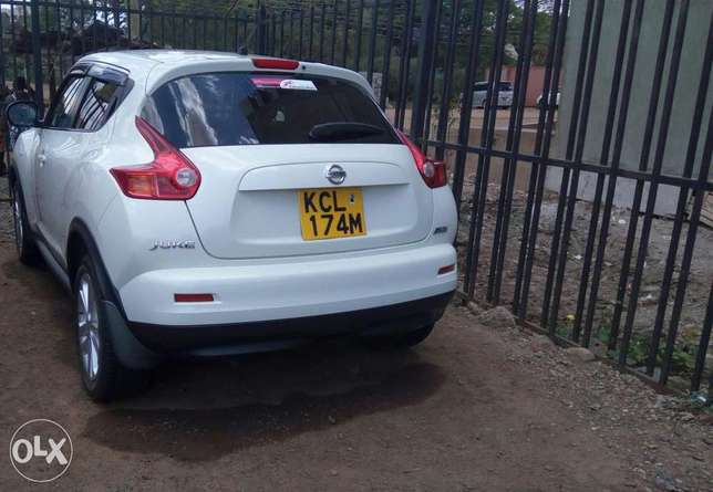 Quick sale! Nissan Juke KCL available at 1.28m asking price! Thika - image 6