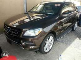 For sale. Toks 2015 Mercedes Benz Ml350 4matic. Direct tokunbo