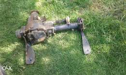 colt 4m40 engin+dif+gearbox for sale