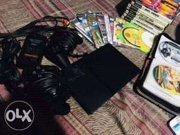 Sony Ps2 UK 15games,8gb memory card,accessories.etc.