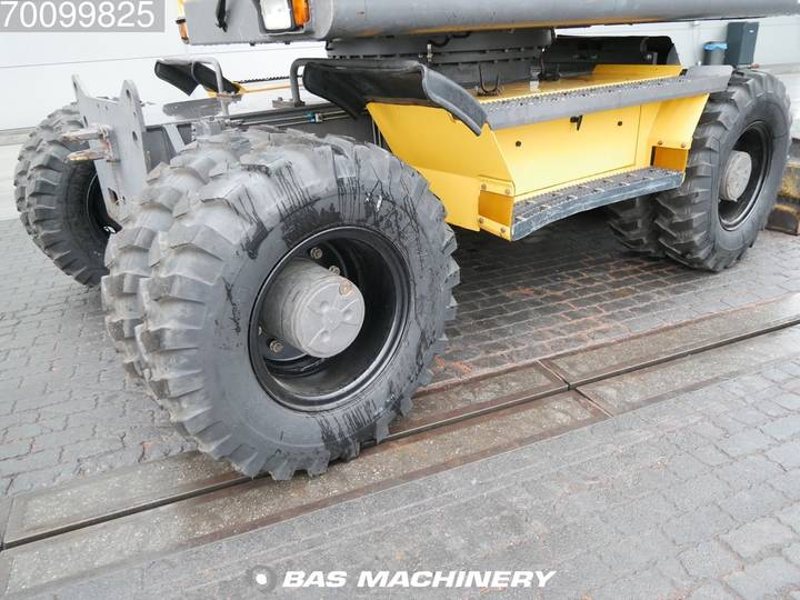 Volvo EW140C New tyres - all functions - 2010 - image 8