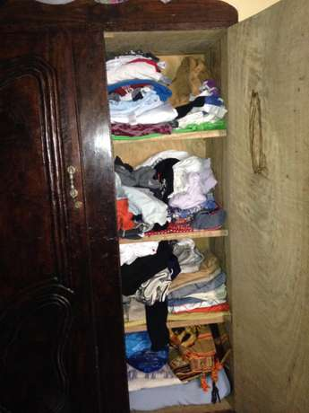 Cupboard for Clothes Makadara - image 2