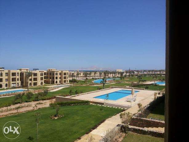 SS-1121 Nice apartment 1 BD in Golf heights with sea view