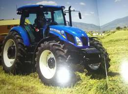 2016 New Holland Tractors,TT75 Horse Power,4 WD and Free Deliver
