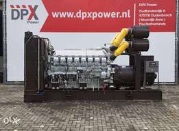 Mitsubishi S16R-PTA2 - 2.100 kVA - DPX-15660 - To be Imported