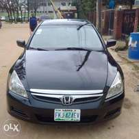 A clean buy and drive Honda DC 07