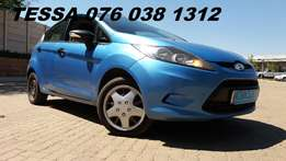 2009 Ford Fiesta 1.4Tdci hatch in good condition Bargain price R89900