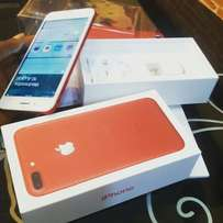 Iphone7 plus 128gb red