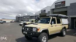 Toyota Land cruiser pick up79