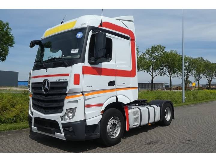 Mercedes-Benz ACTROS 1845 LS streamspace 3 - 2016