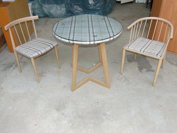 Stolik 2 Krzesła Balkon Taras Ogród Zestaw Jarocin Olxpl