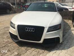 Sharp 012 sport edition Audi A4 tokunbo
