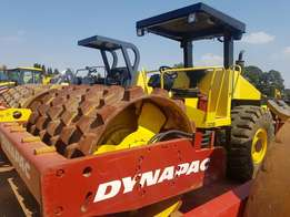 2004 Dynapac CA250D Padfoot Roller