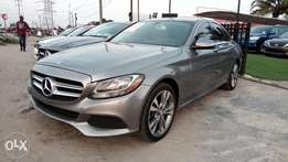 Extra Clean Merc-Benz C300 4matic 2015 Edition In Superb Condition.