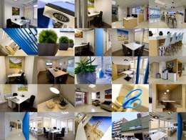 officesthat grows with your business. Fully serviced from R2590 p/mT&C