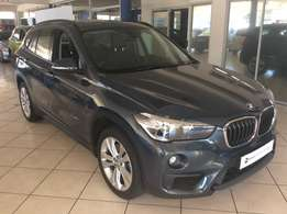 2016 BMW X1 xDRIVE20i A/T (F48) For only R529900 Only 13000kms