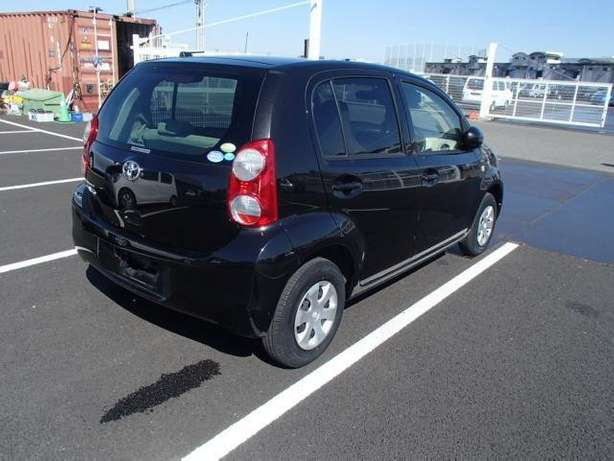 Just arrived Toyota Passo Black Mombasa Island - image 3