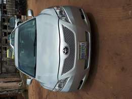 Clean Toyota Camry 209 with good engine and gearbox .
