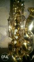 alto saxophone without saxbag