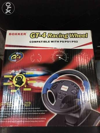 BoxKer Racing Wheel