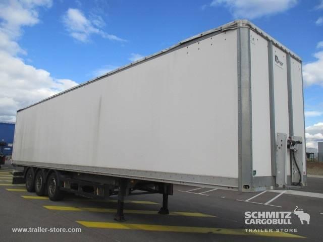 Schmitz Cargobull Semitrailer Fourgon express Double étage - 2011