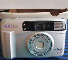 Samsung Fino 800 camera in silver