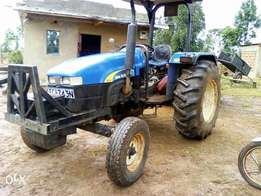 Tractor newholland tt55