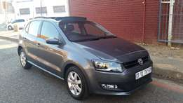2013 vw polo 6 1.4 sunroof for sale