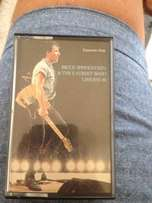 Bruce Springsteen Collectable Cassette