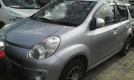 Toyota Passo New shape silver Colour