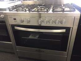 Gas electric stove