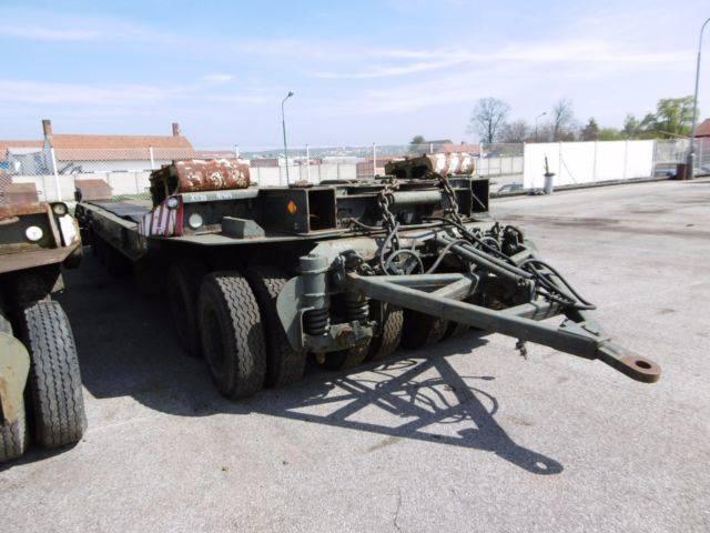 transporta p-50 (id10454) low loader - 1976