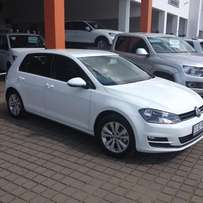 2016 demo GOLF 7 1.4 TSi Comfortline DSG