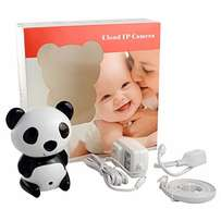 The Panda Camera Wi-Fi Nanny Camera
