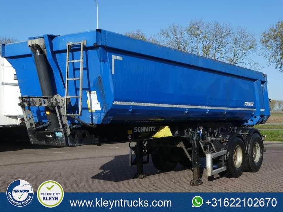 Schmitz Cargobull SKI 20 STEEL 24M3 2 axle saf disc - 2012