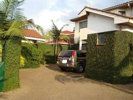 5 Bedroom Townhouse To Let plus Sq in Kileleshwa. 180k
